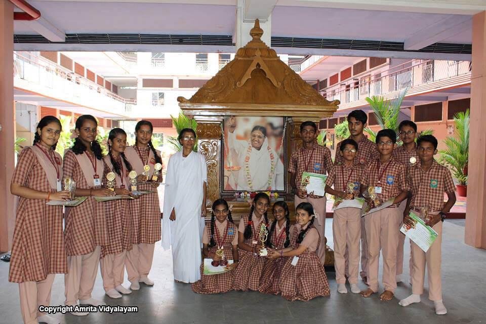 Trivandrum Sahodaya Complex Youth Festival 2017 - Amrita